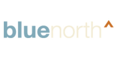 Blue North logo - altered
